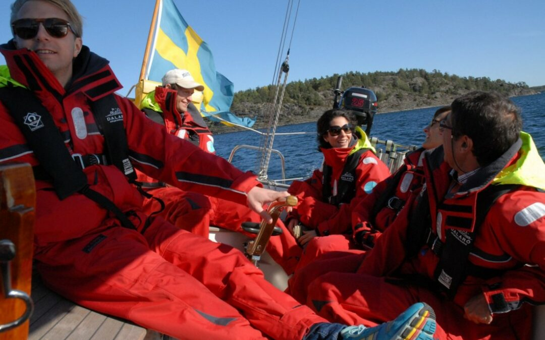 Full Day Sailing Tour in Stockholm Archipelago