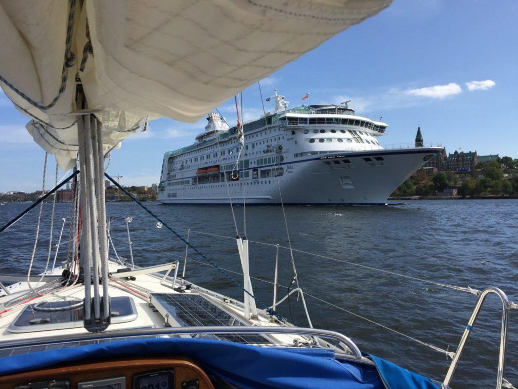 segling stockholm