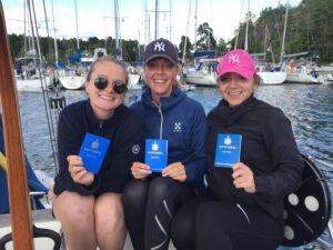 Sailing course dokumentation